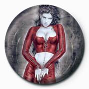 Odznak Luis Royo - Prohibited 3