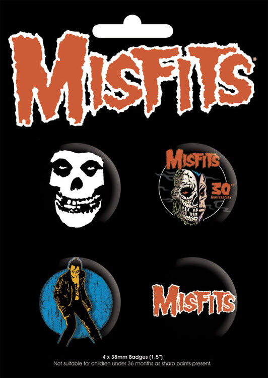 Placka MISFITS