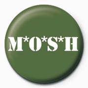 Odznak  MOSH