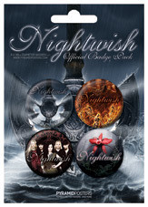 NIGHTWISH - Dpp Placky | Odznaky