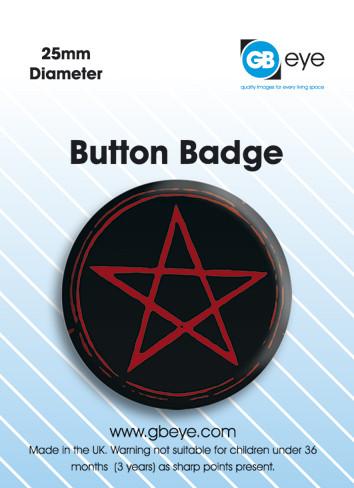 Odznak Pentagram