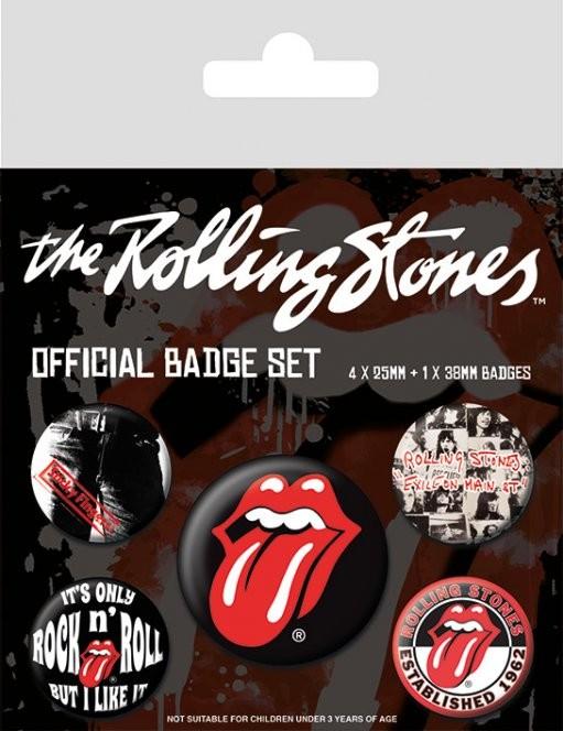 Placka  Rolling Stones - Classic