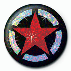 Placka STAR CIRCLE
