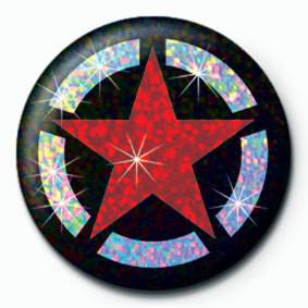 Odznak STAR CIRCLE