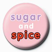 Odznak  Sugar & Spice