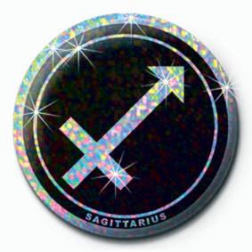 Odznak ZODIAC - Sagittarius