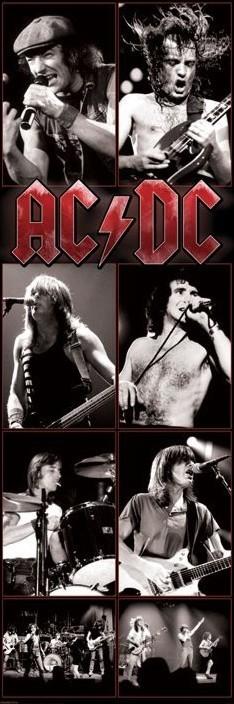 Plagát AC/DC - live 2