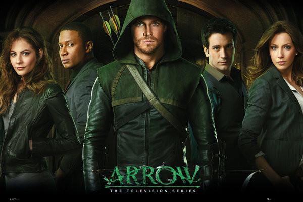Plagát Arrow - Group