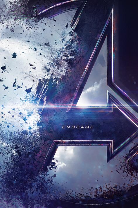Plagát  Avengers: Endgame - Teaser