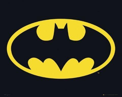 Plagát Batman classic