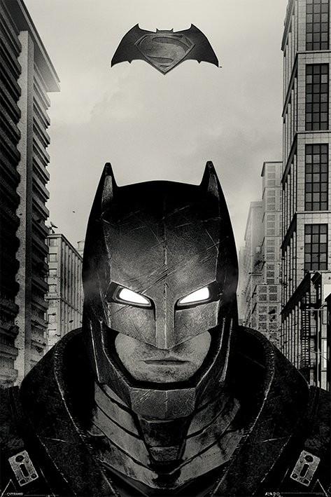 Plagát Batman vs. Superman: Úsvit spravodlivosti - Battle Suit