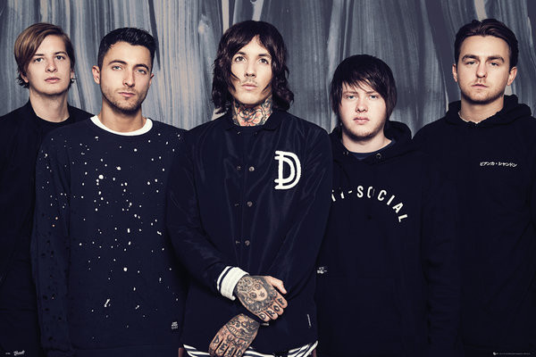 Plagát Bring Me The Horizon - Umbrella