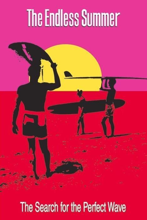 Plagát Bruce Brown - the endless summer