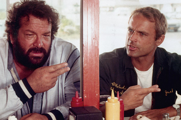Plagát BUD SPENCER & TERENCE HILL