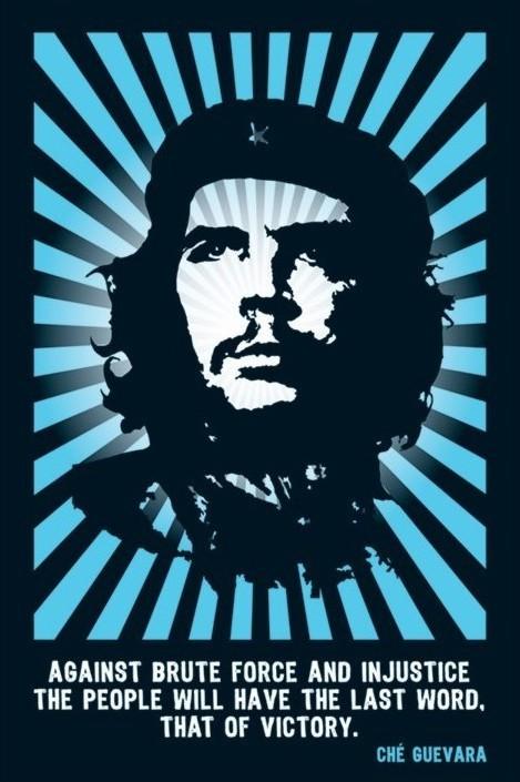 Plagát Che Guevara - victory