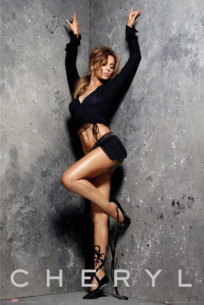 Plagát Cheryl - Stretching