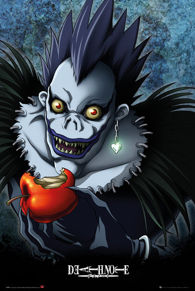 Plagát Death Note - Apple