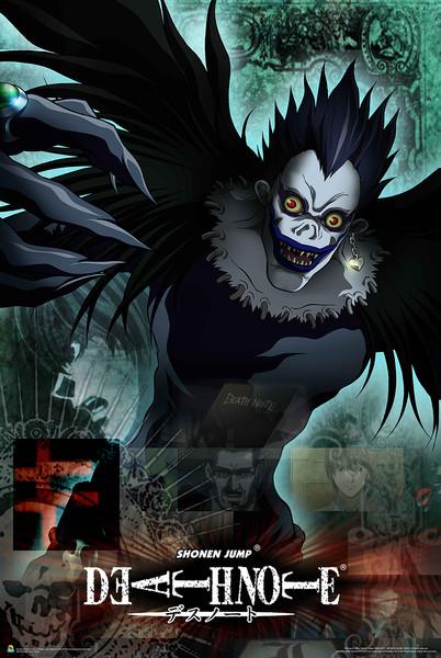Plagát  Death Note - Ryuk