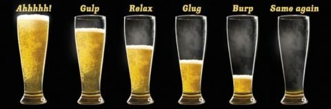 Plagát Enjoy your beer
