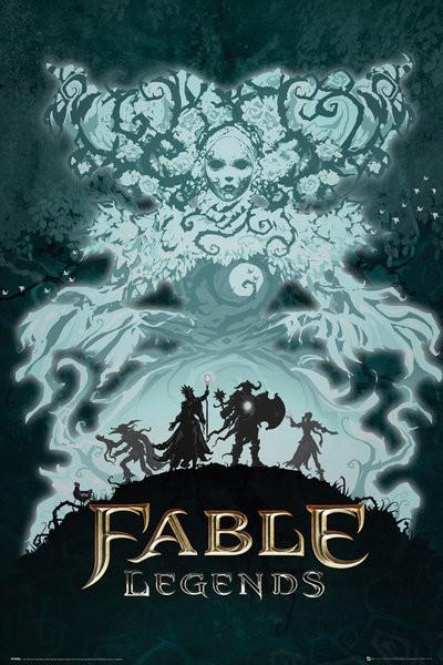 Plagát Fable Legends - White Lady