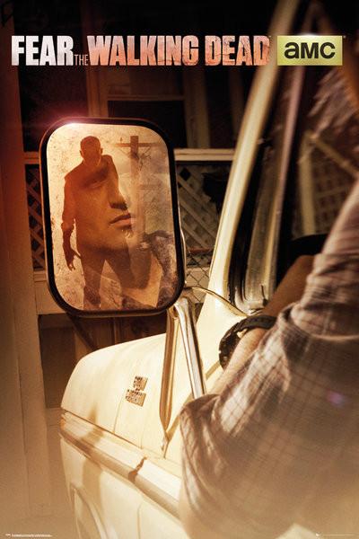 Plagát Fear The Walking Dead - Mirror