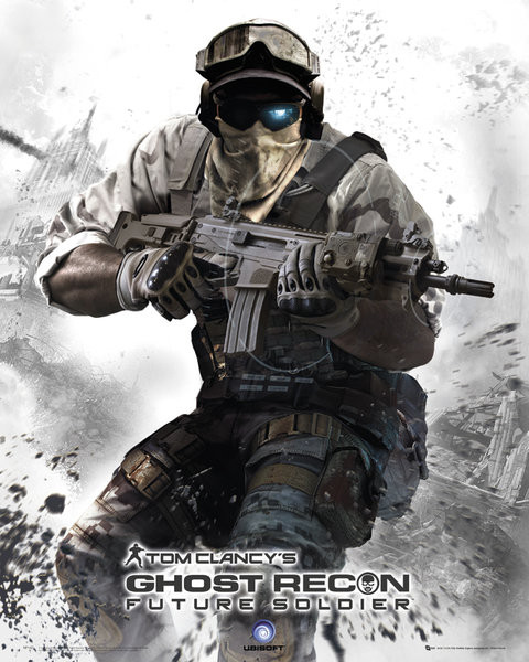 Plagát Ghost recon