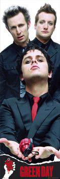 Plagát Green Day - band