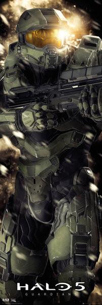 Plagát Halo 5 - Masterchief