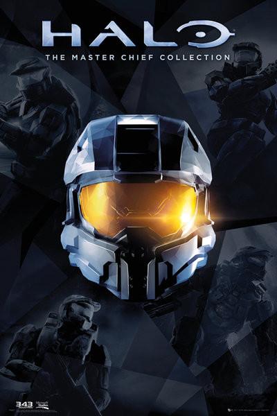 Plagát Halo - Master Chief Collection