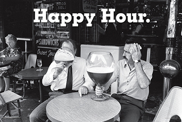 Plagát Happy Hour