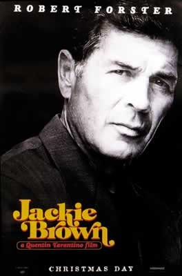 Plagát JACKIE BROWN - Robert Forster