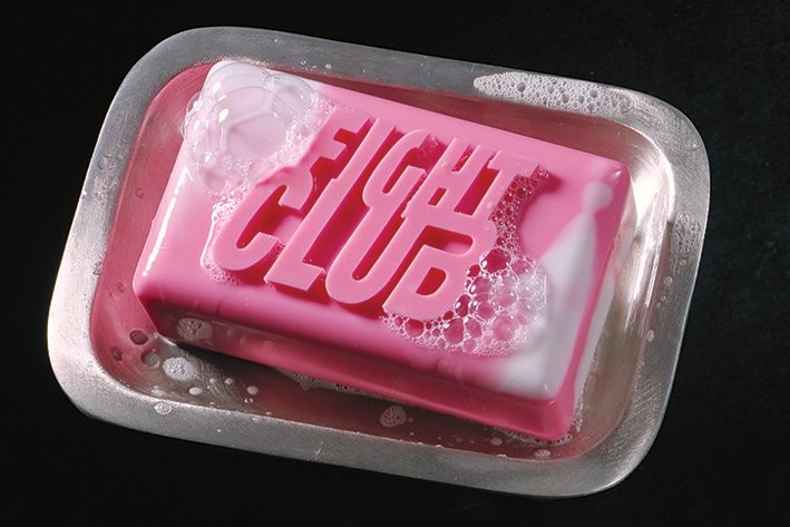 Plagát Klub bitkárov - Soap