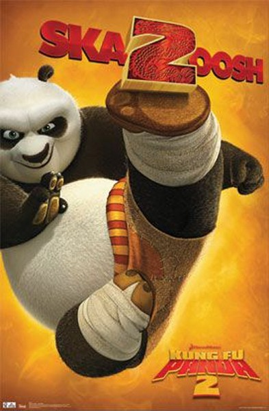Plagát Kung Fu Panda 2 - One Sheet