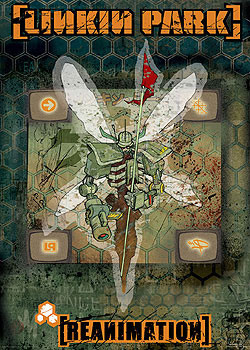 Plagát Linkin Park - reanimation