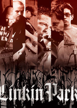 Plagát Linkin Park - strips