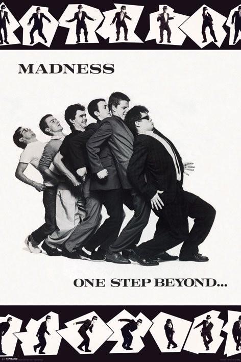 Plagát Madness - one step boyond
