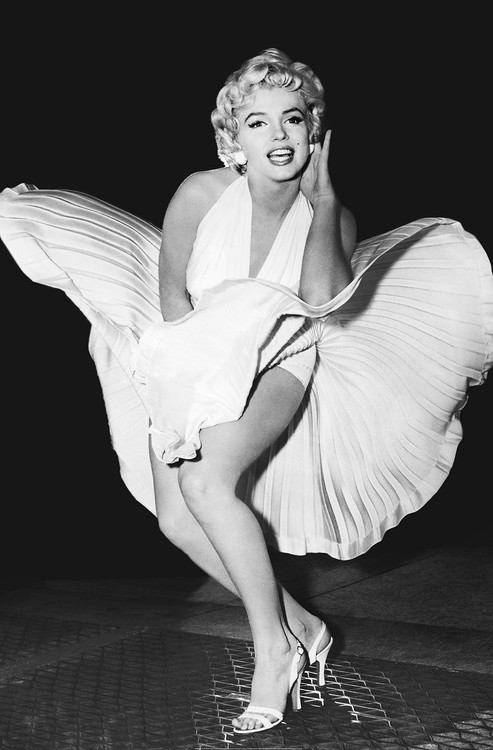Plagát MARILYN MONROE – the legend