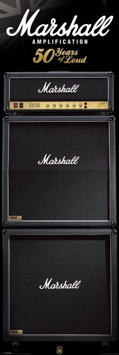 Plagát Marshall Stack