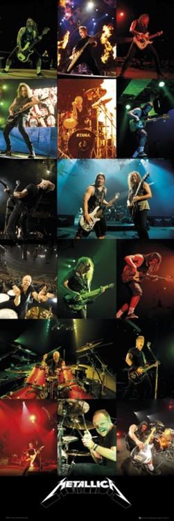Plagát Metallica - live 2012