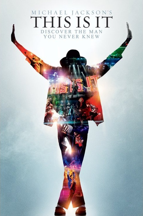 Plagát Michael Jackson - this is it