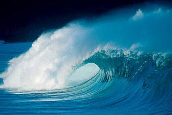 Plagát Midnight wave