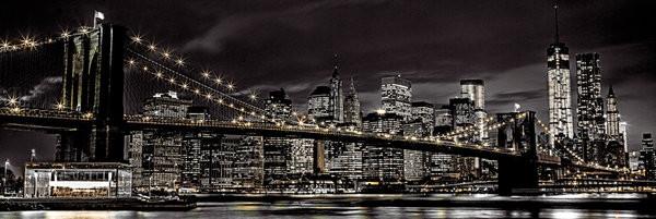 Plagát  NEW YORK - Assaf Fank