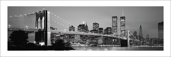 Plagát New York Skyline