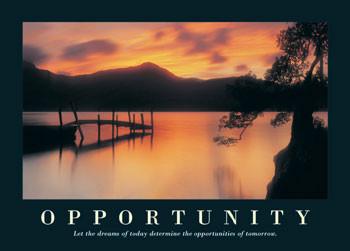 Plagát Opportunity