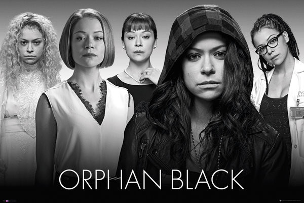 Plagát Orphan Black - Season 2 Group