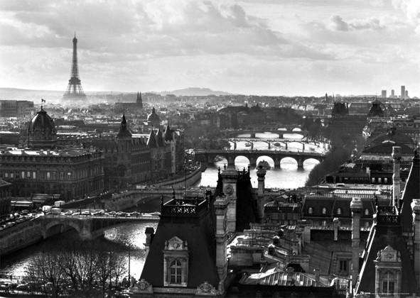 Plagát Paríž