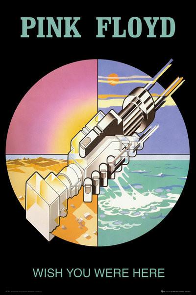 Plagát Pink Floyd - wish you were here 2