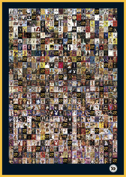 Plagát Playboy - 1953-2002