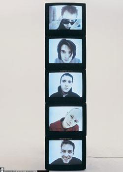 Plagát Radiohead - TV's