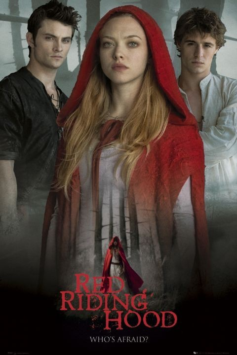 Plagát RED RIDING HOOD - group